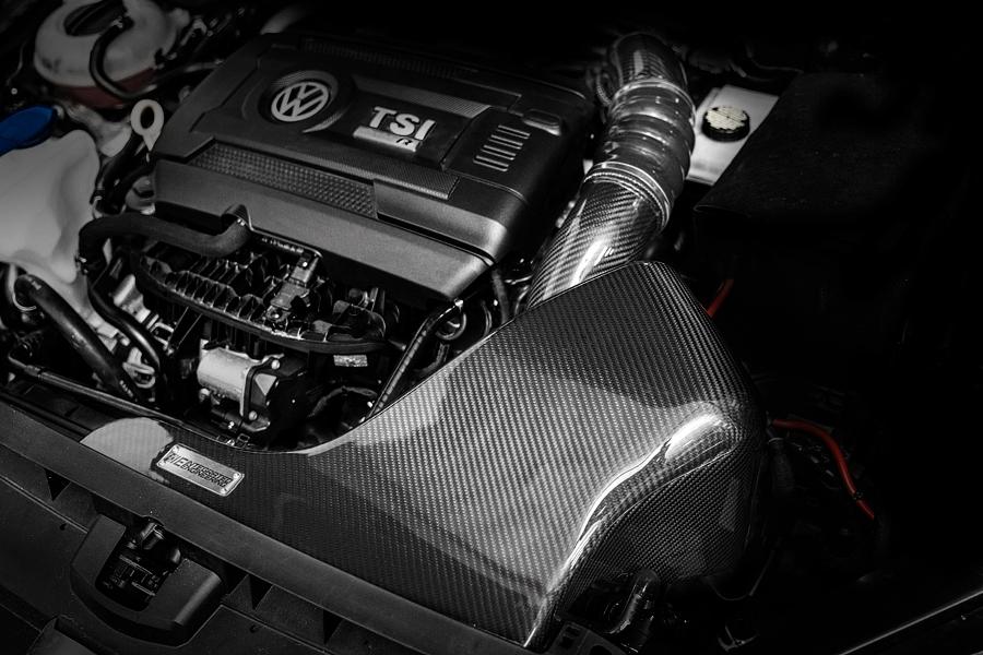 IE VW MK7 Carbon Fiber Cold Air Intake | GTI & Golf R')