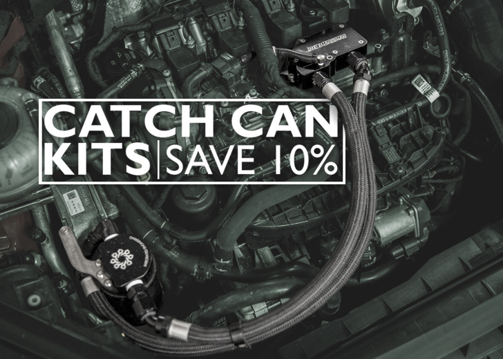 ALL IE COMPLETE CATCH CAN KITS ON SALE
